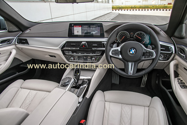 Quality on the inside has taken a huge step forward; most bits are built as well as those on a 7-series.