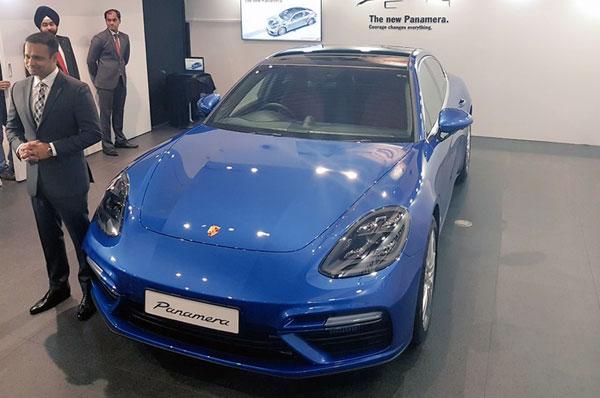 2017 porsche panamera turbo turbo executive price specifications equipment autocar india. Black Bedroom Furniture Sets. Home Design Ideas