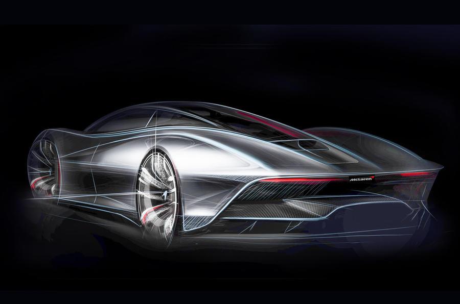 Mclaren Previews F1 Inspired Hyper Gt Autocar India