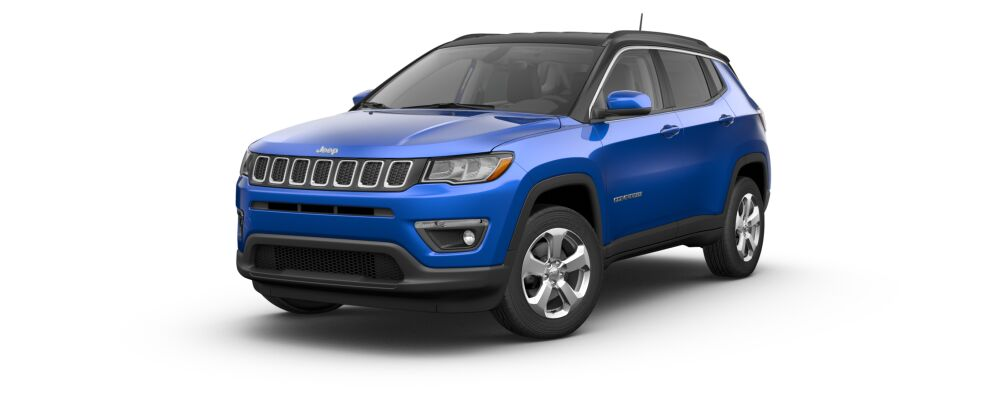 2017 Jeep Compass likely to get two engine options