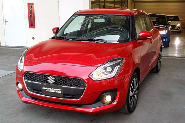 All New 2018 Maruti Swift To See Auto Expo 2018 Debut We