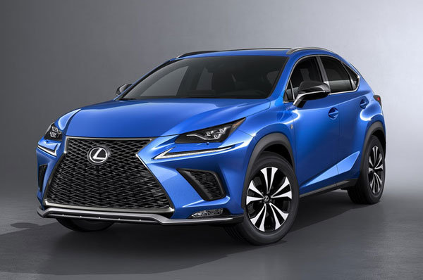 Lexus evaluating NX crossover for India