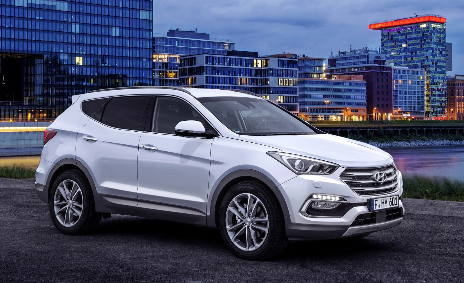 Hyundai To Expand Global Suv Line Up Bring New Small Full Size Models Autocar India