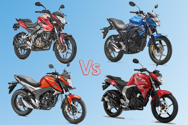 What Honda Motorcycle Compares To The Yamaha Fz