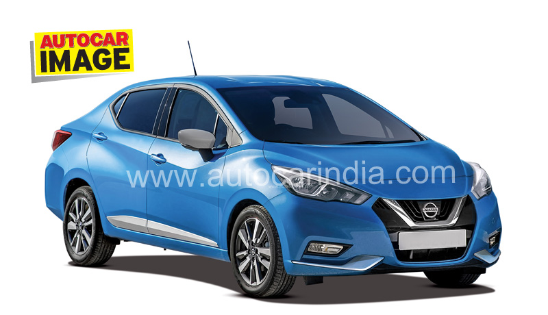 All-new Nissan Sunny India-bound in 2018 - Autocar India