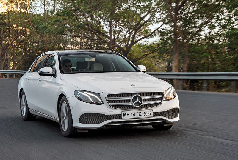 Mercedes-Benz E-Class road test, price, specifications ...