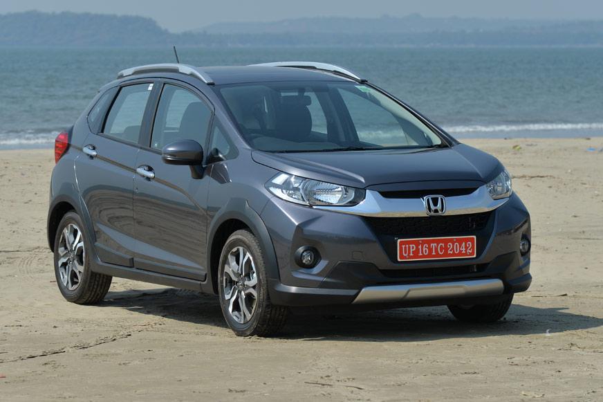 Honda WR-V drives into Top 5 UV chart - Autocar India