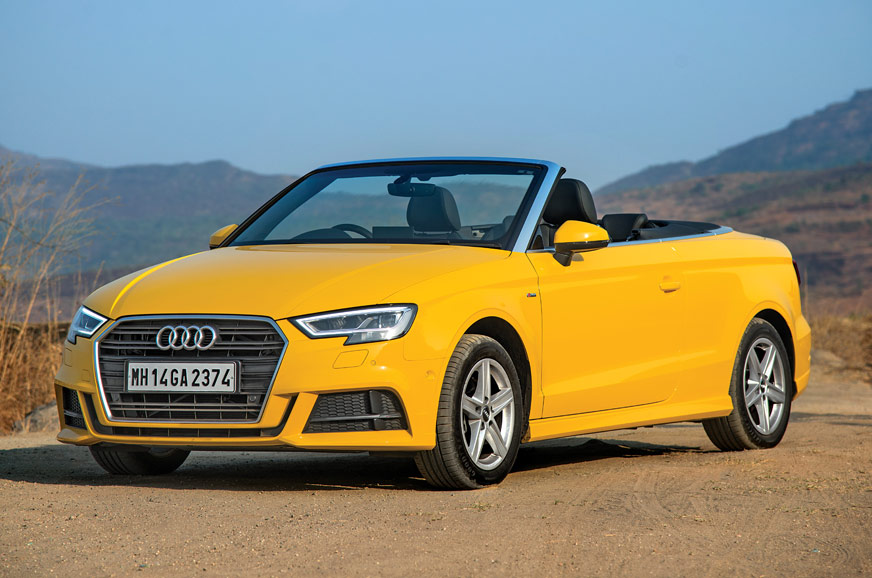 Review: 2017 Audi A3 Cabriolet review, test drive