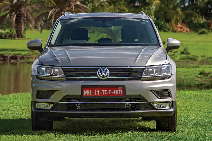 2017 Volkswagen Tiguan Review Test Drive Interior And