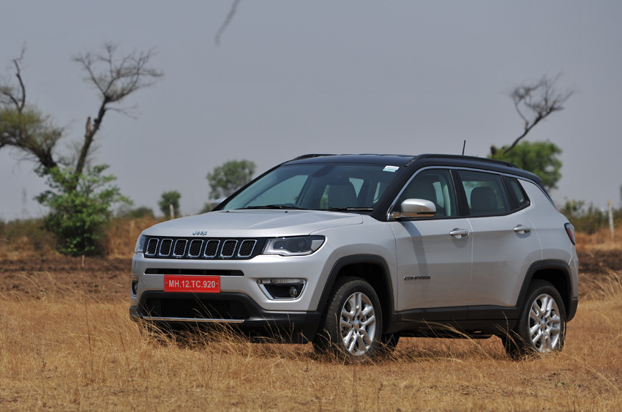 jeep compass variant break up specifications autocar india. Black Bedroom Furniture Sets. Home Design Ideas