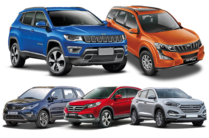 Jeep Compass vs rivals: Specifications comparison