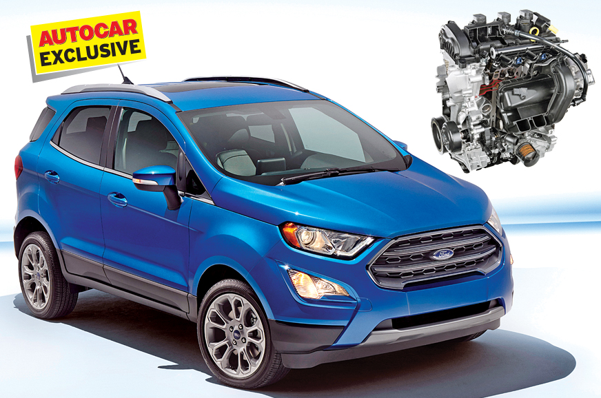 Ford Ecosport Test >> Ford Dragon petrol engine family to debut in refreshed ...