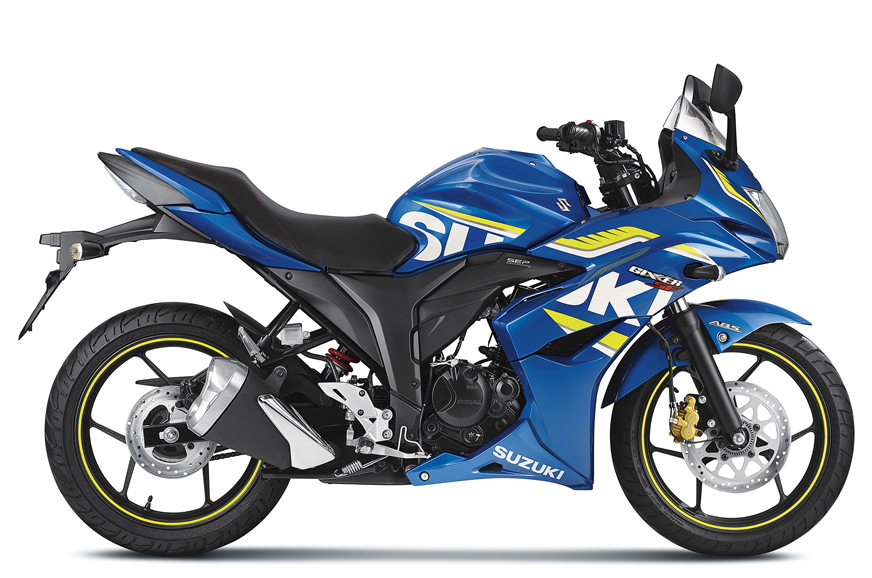 2017 suzuki gixxer sf abs officially launched autocar india