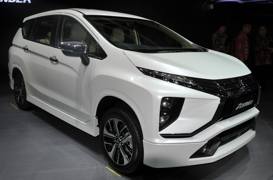 2017 Mitsubishi Xpander Debuts In Indonesia Autocar India