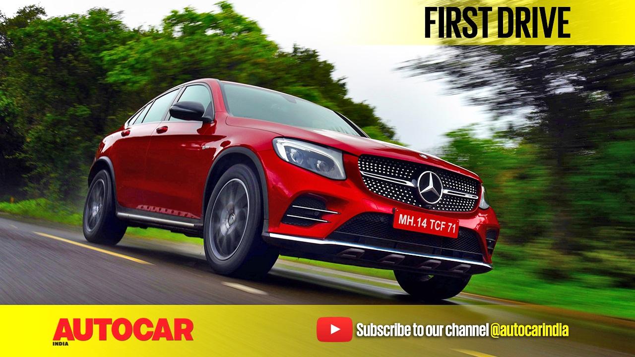 Volkswagen passat review 2017 autocar - 2017 Mercedes Amg Glc 43 Coupe Video Review
