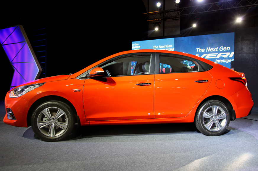 2017 Hyundai Verna expected price, features, variants ...