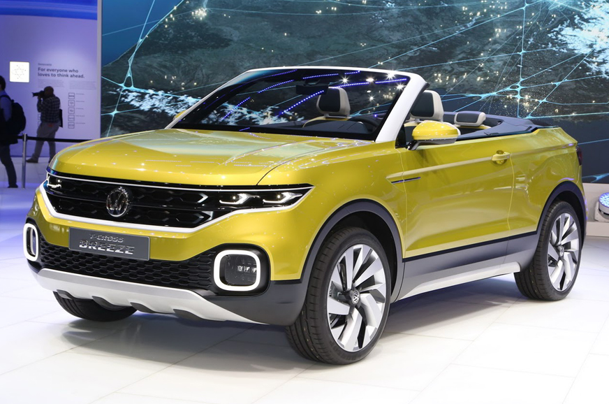 Volkswagen T-Cross to be revealed in 2018 - Autocar India