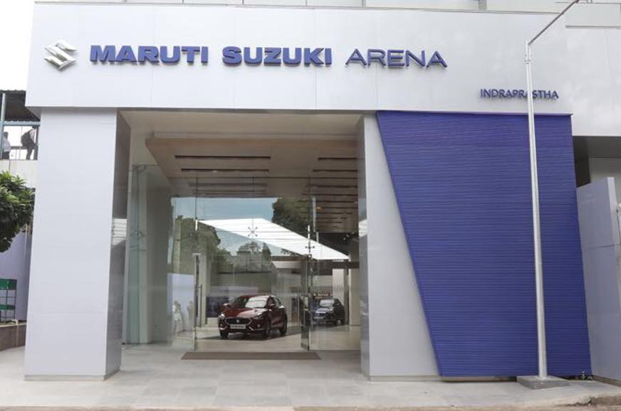 Maruti Arena Dealership Chain Launched In India Autocar India