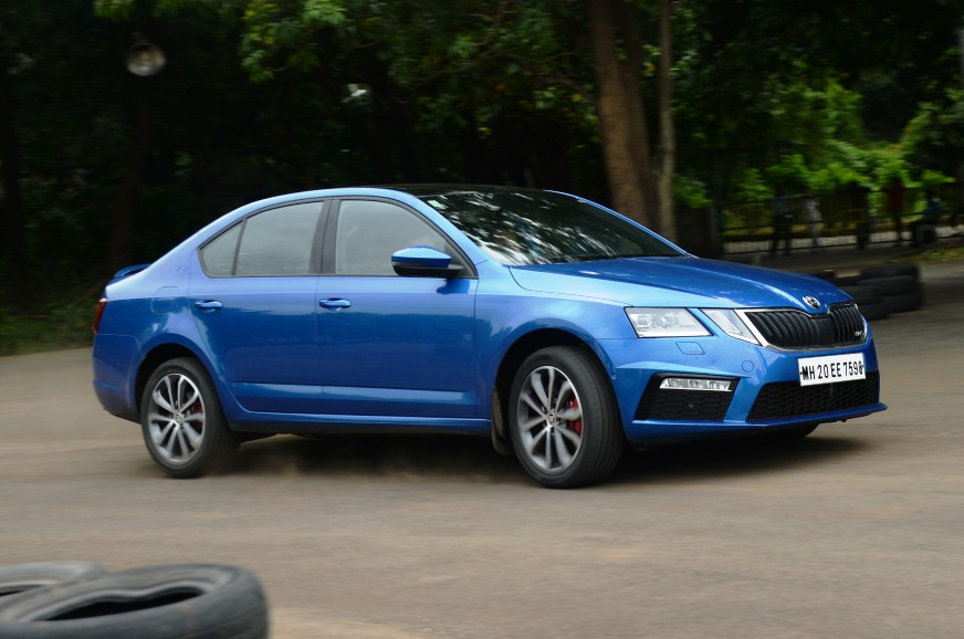 2017 skoda octavia rs review price specifications. Black Bedroom Furniture Sets. Home Design Ideas