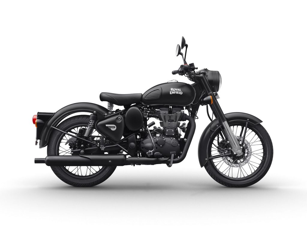 royal enfield classic 350 500 get new variants autocar india. Black Bedroom Furniture Sets. Home Design Ideas