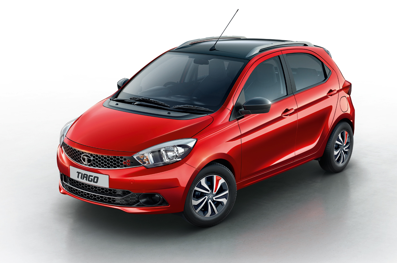 2017 Tata Tiago Wizz Launched At Rs 4 52 Lakh Autocar India