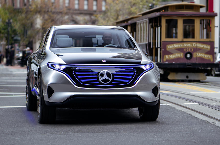 Entire Mercedes range to have an electrified variant by ...