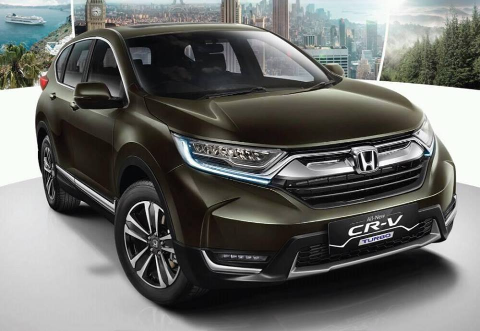 honda price for crv line Bottom