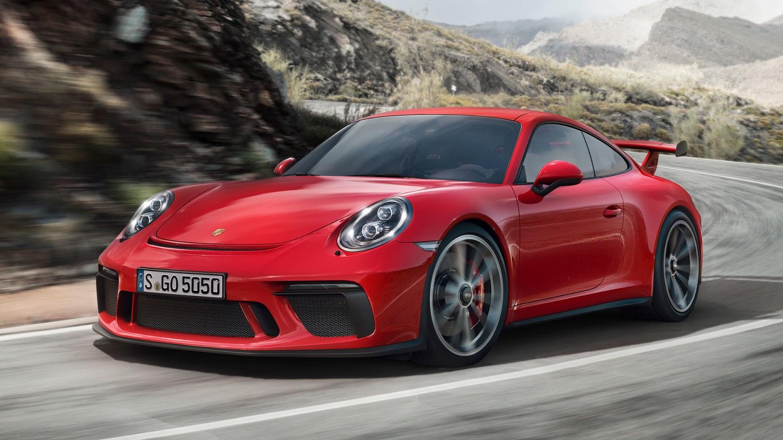 Porsche 911 gt3 rs review 2017 autocar - Porsche 911 Gt3 Rs Review 2017 Autocar 55