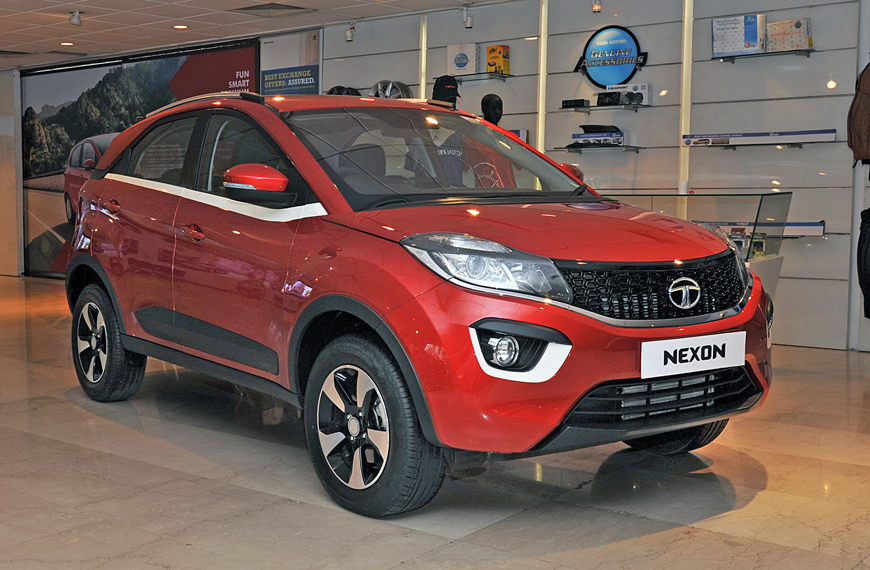 Tata Nexon Pricing Variant Details Waiting Period Popular Colours And More Autocar India