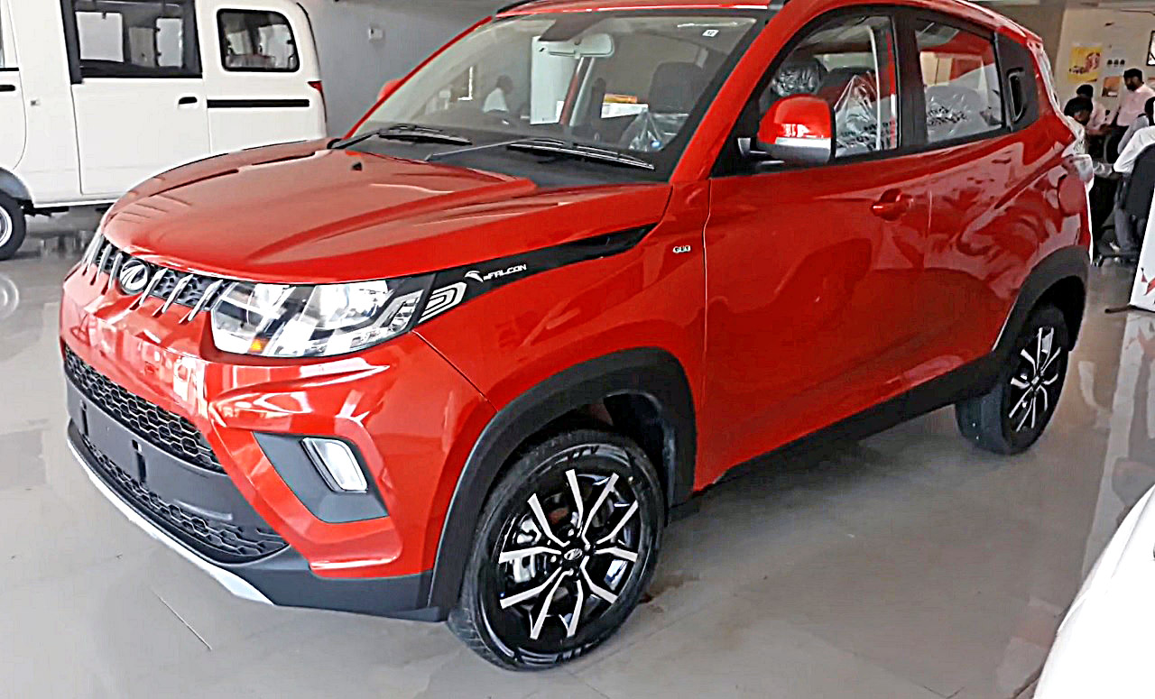 Mahindra KUV100 NXT expected price, launch date, variant breakup and safety features - Autocar India