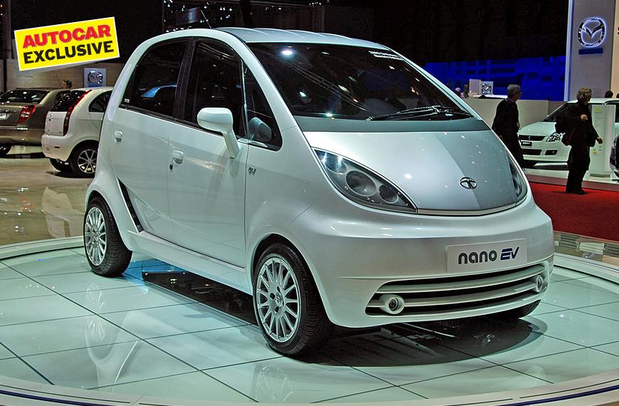 Tata Nano EV To Take On The Mahindra E2o Plus