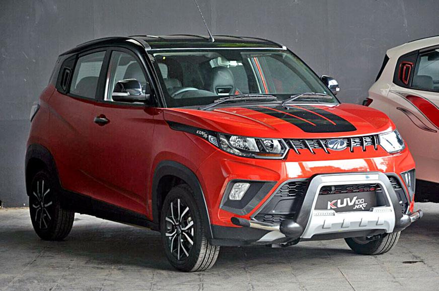 Mahindra Kuv100 Nxt >> Mahindra KUV100 electric launch in 2018 - Autocar India