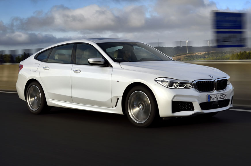 2017 Bmw 6 Series Gt Review Test Drive Autocar India