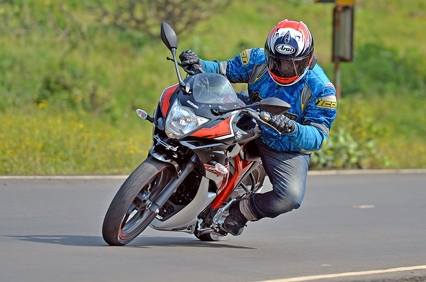 Suzuki Gixxer Sf Abs Review