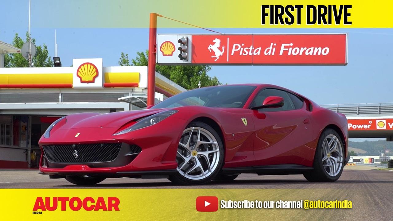 Volkswagen passat review 2017 autocar - 2017 Ferrari 812 Superfast Video Review