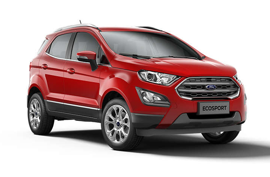 india bound ford ecosport facelift launch on nov 9 2017 expected price engine details and. Black Bedroom Furniture Sets. Home Design Ideas