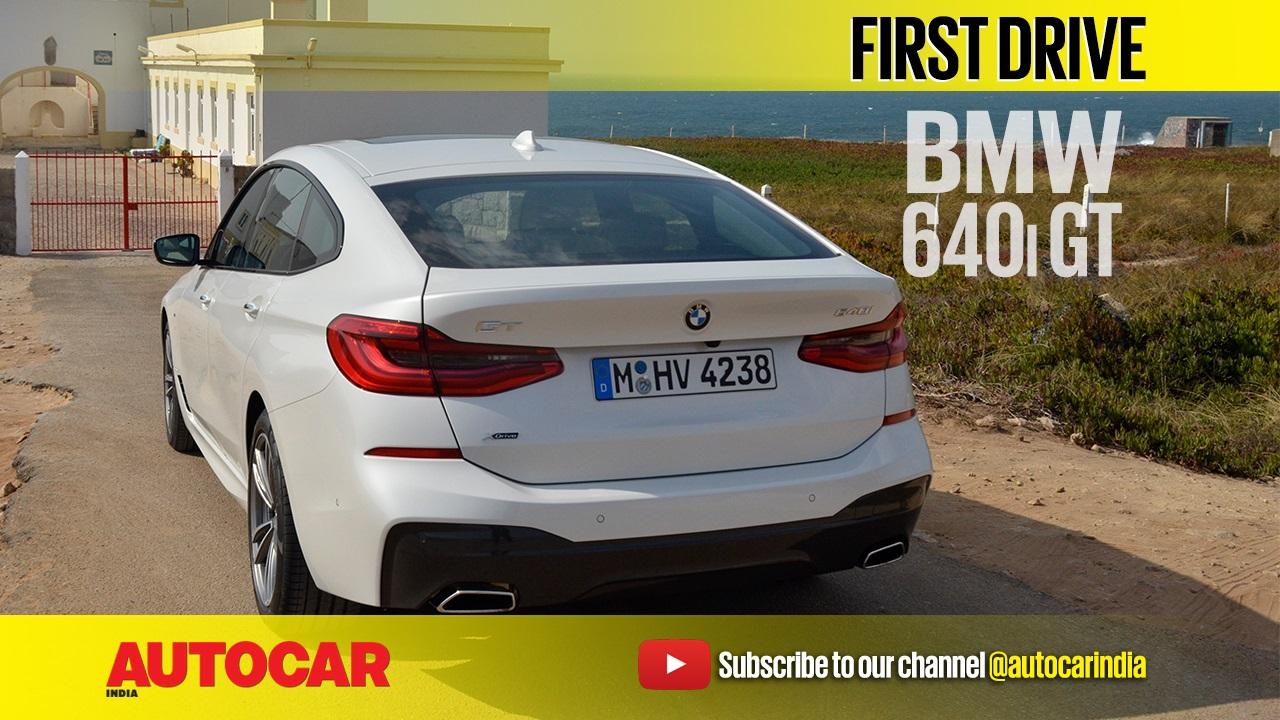 Volkswagen passat review 2017 autocar - 2017 Bmw 6 Series Gt Video Review