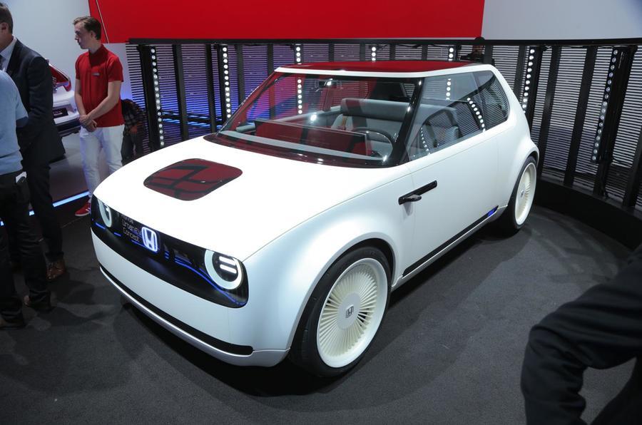 Honda Confirms International Launch For Urban Ev In 2020 Autocar India