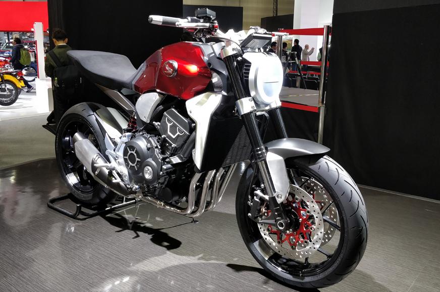 Honda Neo Sports Cafe Concept Breaks Cover Autocar India