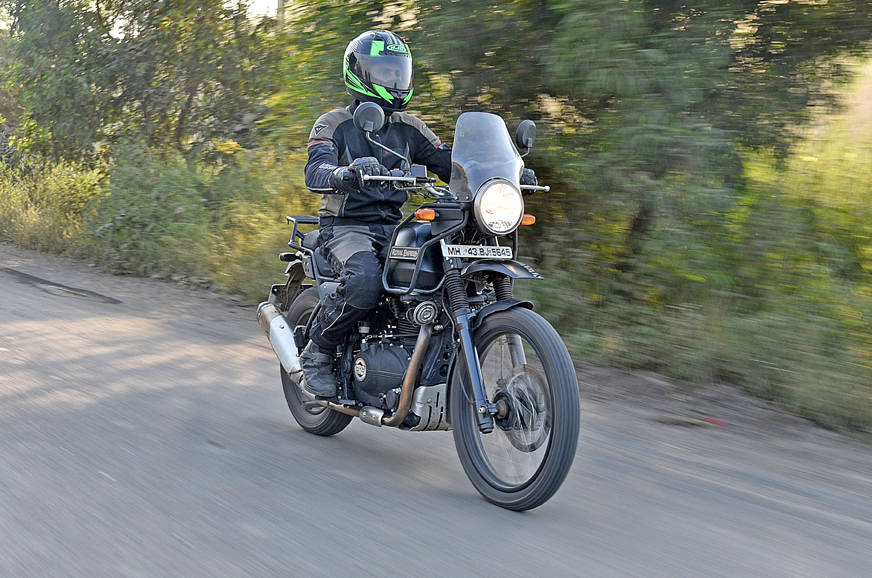 2017 Royal Enfield Himalayan FI review, test ride, pricing, engine details, problems and ...
