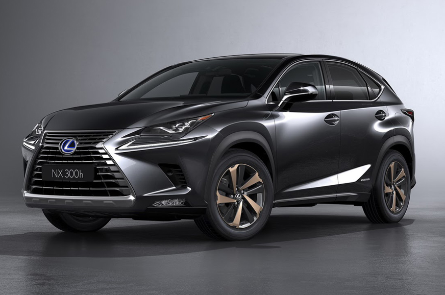 lexus nx300h suv india launch on november 17, 2017, pricing