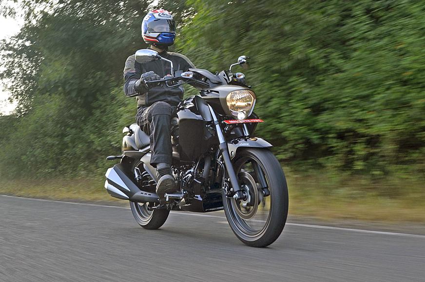 2017 Suzuki Intruder 150 Review Test Ride Autocar India