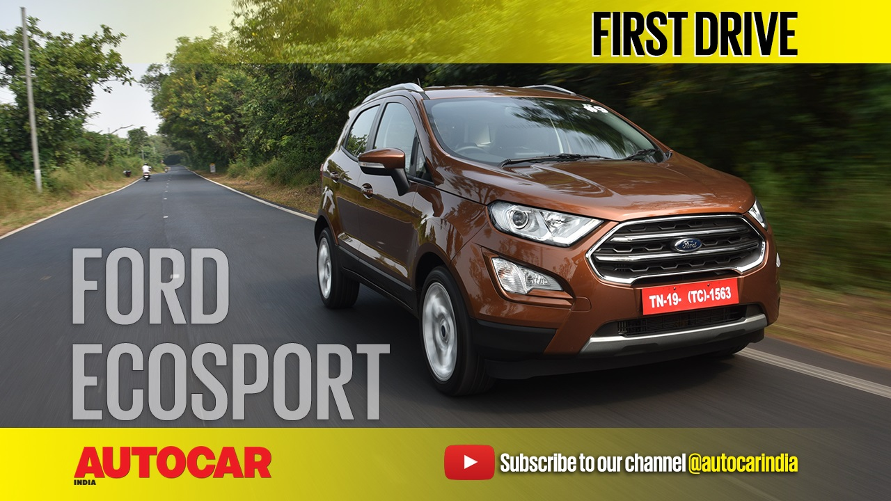 Volkswagen passat review 2017 autocar - 2017 Ford Ecosport Diesel Petrol At Video Review