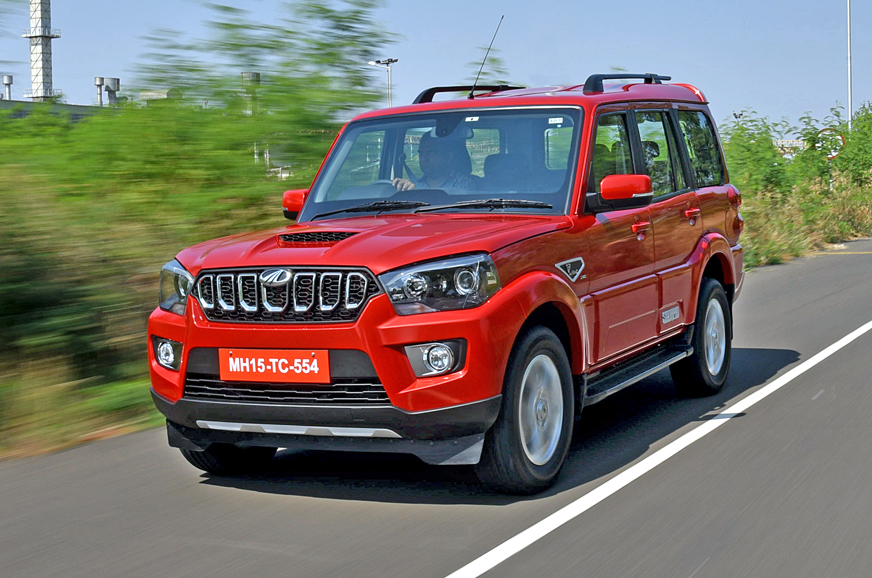 2017 Mahindra Scorpio Facelift Review Prices Engine Details