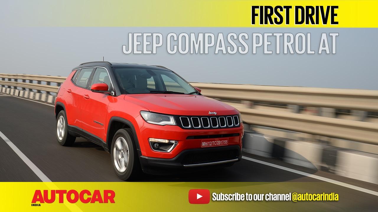 Volkswagen passat review 2017 autocar - 2017 Jeep Compass Petrol At Video Review