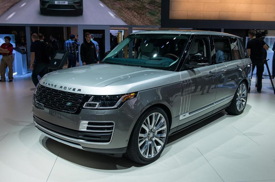 New LWB Range Rover SVAutobiography unveiled - Autocar India