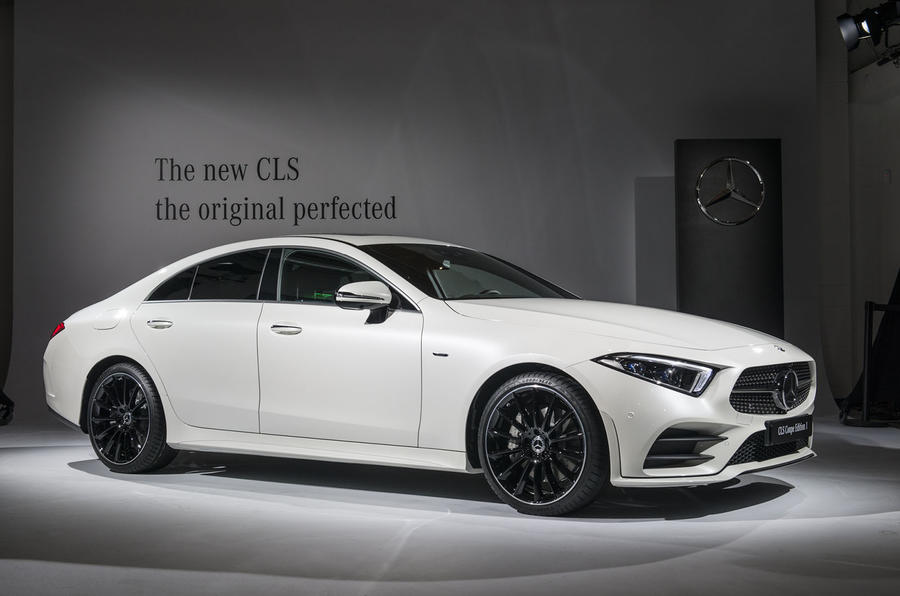 Third-gen Mercedes-Benz CLS revealed at the LA Auto Show, India entry, engines, specifications ...