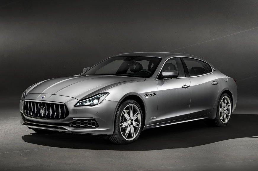 Most Fun Cars To Drive >> 2018 Maserati Quattroporte GTS launch, price, variants, engine, specifications, equipment ...