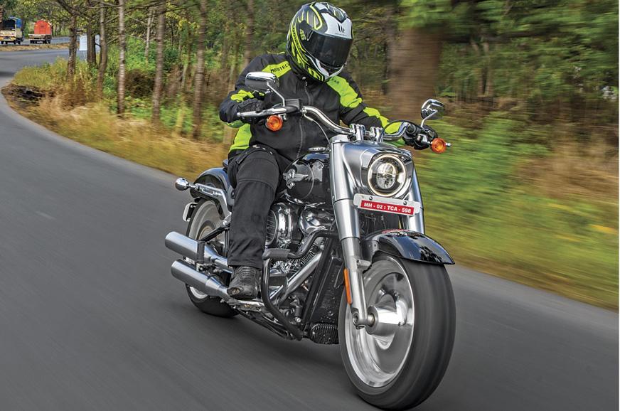 2018 Harley-Davidson Fat Boy review, test ride - Autocar India