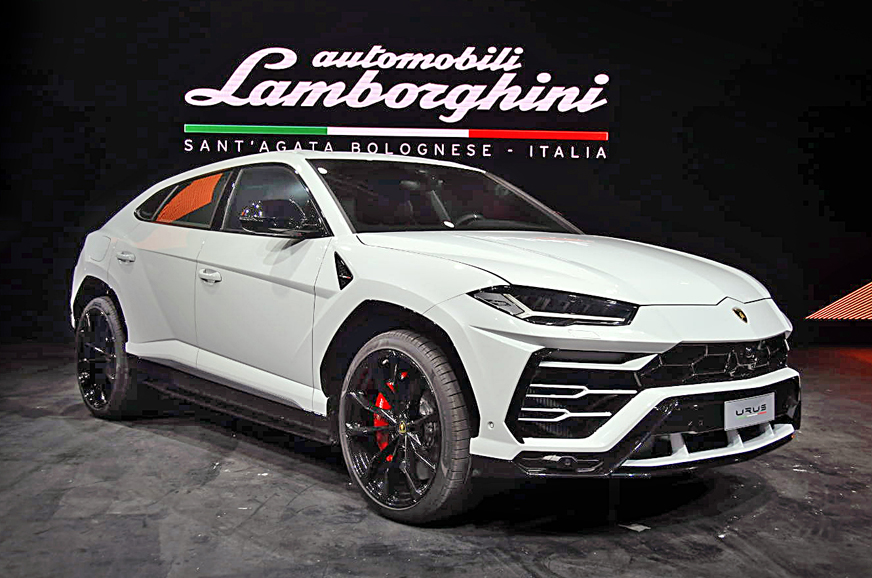 Lamborghini Urus India Launch Price Details